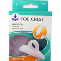 2 Pack - Oppo Silicone Gel Toe Crest, Large [6425] 1 Pair