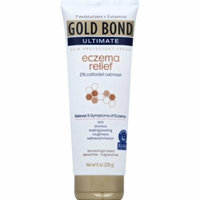 Gold Bond Ultimate Eczema Relief Skin Protectant Cream 8 oz