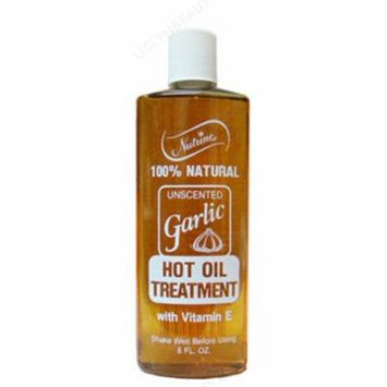2 Pack - Nutrine Hot Oil Treatment with Vitamin E, 8 oz