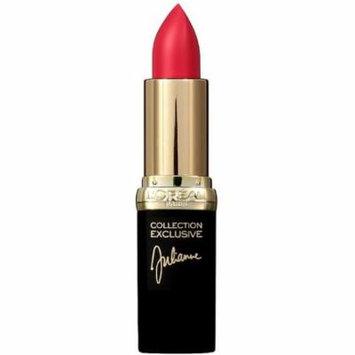 3 Pack - L'Oreal Paris Colour Riche Collection Exclusive Reds, Julianne's Red [401] 0.13 oz