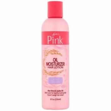 4 Pack - Luster's Pink Oil Moisturizer Hair Lotion Aloe Vera & Jojoba Oil 8 oz