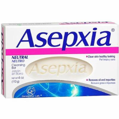 6 Pack - Asepxia Neutral Cleansing Bar Soap 4 oz