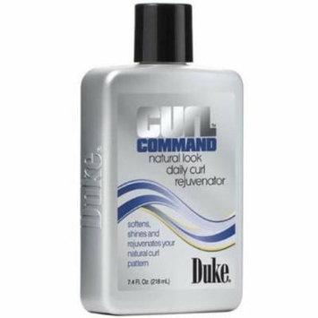 6 Pack - Duke Curl Command Daily Curl Rejuvenator, 7.4 oz