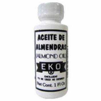 6 Pack - EKO Almond Oil 1 oz
