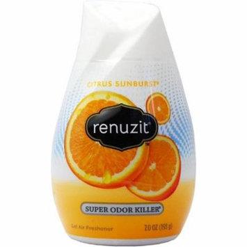 Renuzit Gel Air Freshener, Citrus Sunburst 7 oz