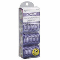 6 Pack - Conair Thermal Self-Grip Roller 12 ea