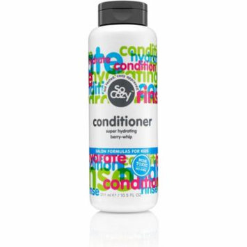 SoCozy Super Hydrating Conditioner, Berry-Whip 10.5 oz