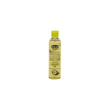 2 Pack - African Pride Olive Miracle Growth Oil, 8 oz