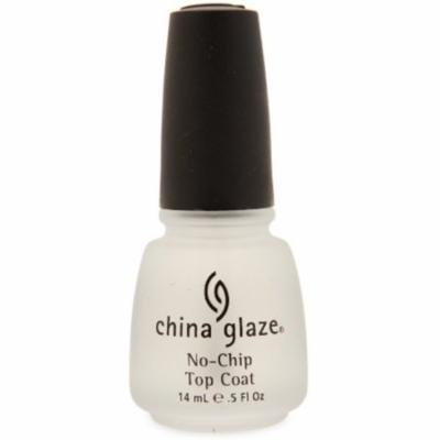 3 Pack - China Glaze Nail Polish, No Chip Topcoat, 0.5 oz