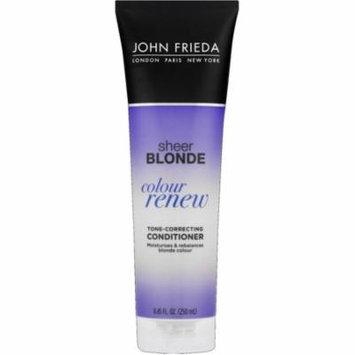 3 Pack - John Frieda sheer blonde Color Renew Tone Restoring Conditioner 8.45 oz