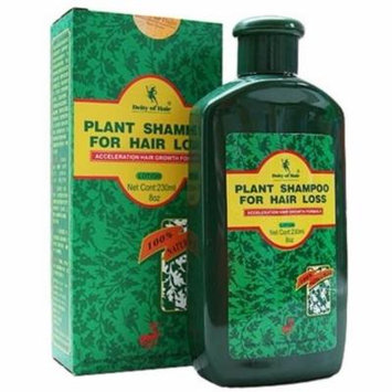 4 Pack - Deity of Hair Plant Shampoo for Hair Loss, 8 oz