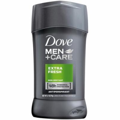 6 Pack - Dove Men+Care Men+Care Antiperspirant Deodorant Stick Extra Fresh 2.7 oz