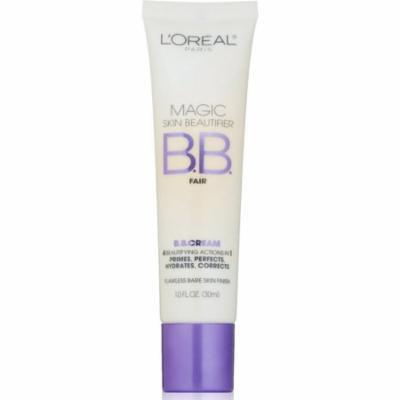 6 Pack - L'Oreal Paris Magic Skin Beautifier BB Cream, Fair [810] 1 oz