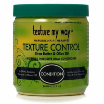 3 Pack - Texture My Way Moisture Intensive Dual Conditioner, 15 oz