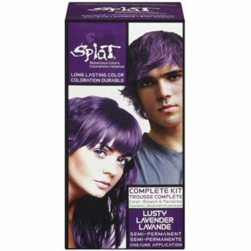 3 Pack - Splat Complete Color Kit Lust Lavender 1 Each