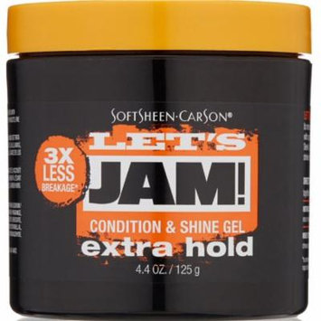 2 Pack - Let's Jam! Condition & Shine Gel, Extra Hold 4.40 oz