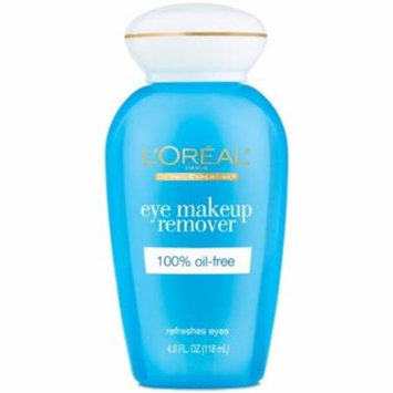 6 Pack - L'Oreal Dermo-Expertise Eye Makeup Remover 4 oz