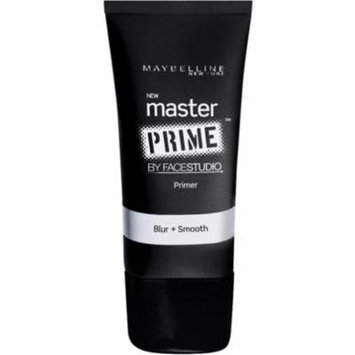 2 Pack - Maybelline New York Master Prime by Facestudio, Blur + Smooth [100] 1 oz