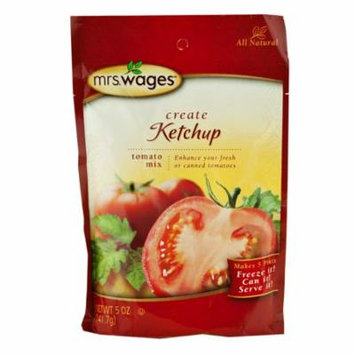Mrs. Wages Ketchup Mix 5 oz. (6 Packets)
