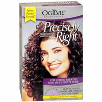 3 Pack - Ogilvie Precisely Right Perm Color-Treated, Thin or Delicate Hair 1 Each