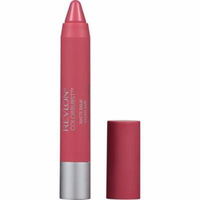 2 Pack - Revlon ColorBurst Matte Lip Balm, Elusive [205] 0.095 oz