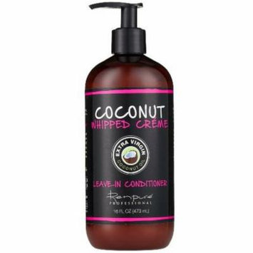 3 Pack - Renpure Coconut Whipped Creme Leave-In Conditioner, 16 oz