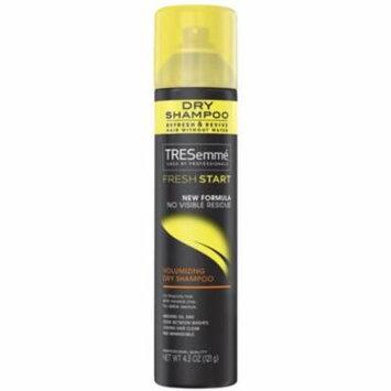 2 Pack - TRESemm Fresh Start Volumizing Dry Shampoo, 4.3 oz