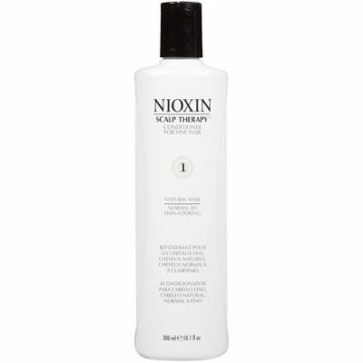 6 Pack - Nioxin Scalp Therapy System 1: Normal To Thin Looking 10.1 oz