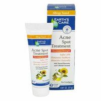 Earths Care Acne Spot Treatment Maximum Strength - 0.97 Oz, 2 Pack