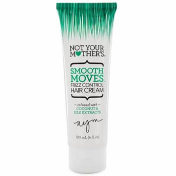 3 Pack - Not Your Mother's Smooth Moves Fizz Control Hair Cream 4 oz