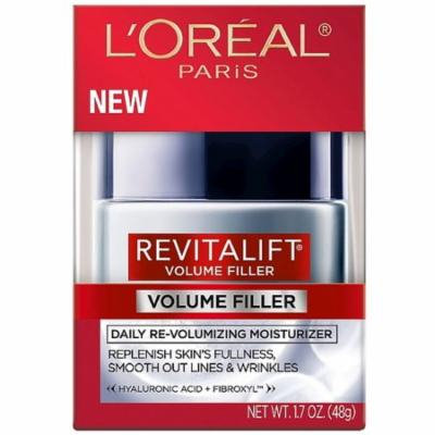4 Pack - L'Oreal Paris Revitalift Volume Filler Daily Volumizing Moisturizer 1.70 oz