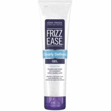 3 Pack - John Frieda Frizz-Ease Clearly Defined Style-Holding Gel 5 oz