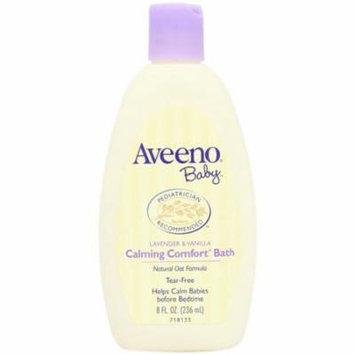 6 Pack - AVEENO Calming Comfort Baby Bath 8 oz