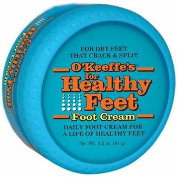 3 Pack - O'Keeffe's Healthy Feet Foot Cream 3.2 oz