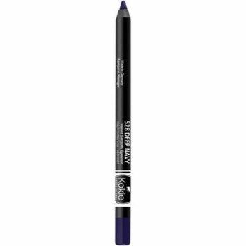 Kokie Professional Velvet Smooth Eyeliner, Deep Navy, 0.04 oz