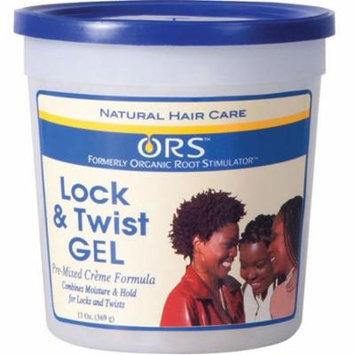 2 Pack - Organic Root Stimulator Lock & Twist Gel, 13 oz