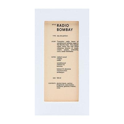 D.S. & Durga Women's Radio Bombay100 ml Eau De Parfum