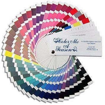 Color Me A Season Color Fan - Winter