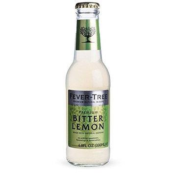 Fever Tree Premium Bitter Lemon Mixer - Case of 24