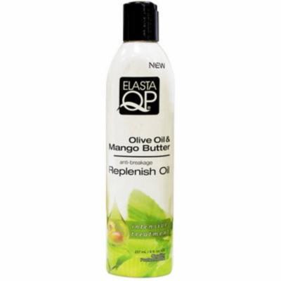 4 Pack - Elasta QP Olive Oil & Mango Butter Anti-Breakage Growth Oil, 8 oz