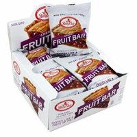Betty Lou's - Fruit Bars Box Gluten Free Cherry - 12 Bars(pack of 6)