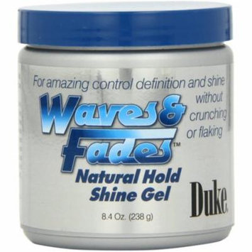 Duke Waves & Fades Natural Hold Shine Gel