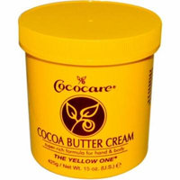 4 Pack - Cococare Cocoa Butter Cream, 15 oz