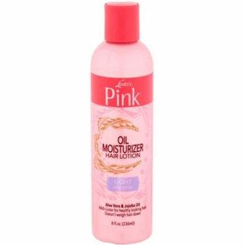 3 Pack - Luster's Pink Oil Moisturizer Hair Lotion Aloe Vera & Jojoba Oil 8 oz
