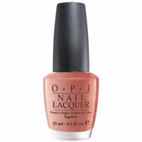 4 Pack - OPI Nail Lacquer, Cozu Melted in The Sun, 0.5 oz