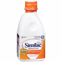 2 Pack - Similac Sensitive Ready-To-Feed With Iron 32 oz