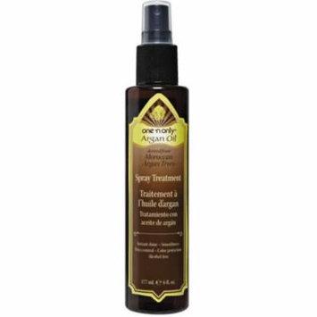 2 Pack - One N' Only Argan Oil Spray Treatment, 6 oz