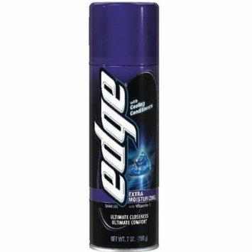 6 Pack - Edge Shave Gel Extra Moisturizing 7 oz