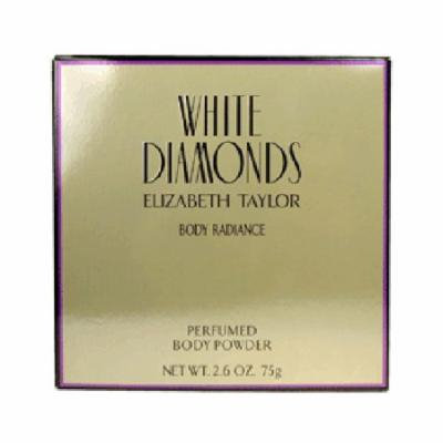 White Diamonds Dusting Powder By Elizabeth Taylor - 2.6 Oz, 2 Pack