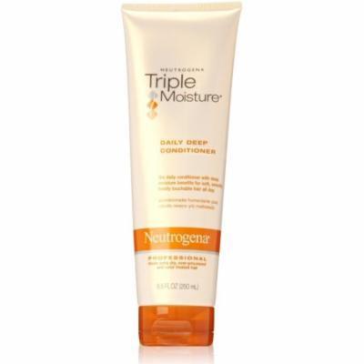 2 Pack - Neutrogena Triple Moisture Daily Deep Conditioner 8.50 oz